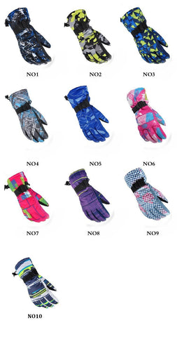 Men's Ski Gloves Snowboard Gloves