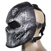 Image of Skull Airsoft Party Mask