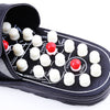 Image of Acupressure Reflexology Slippers for Massage and Feet Care
