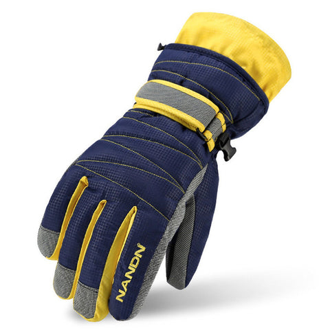 NANDN Winter Warm Mountain Snowboard Ski Gloves