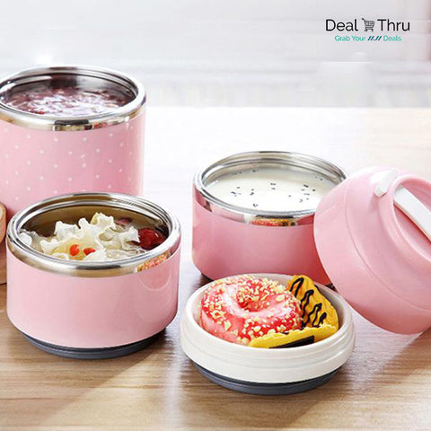 Bento Box Limited Edition Thermal Leak-Proof Lunch Box