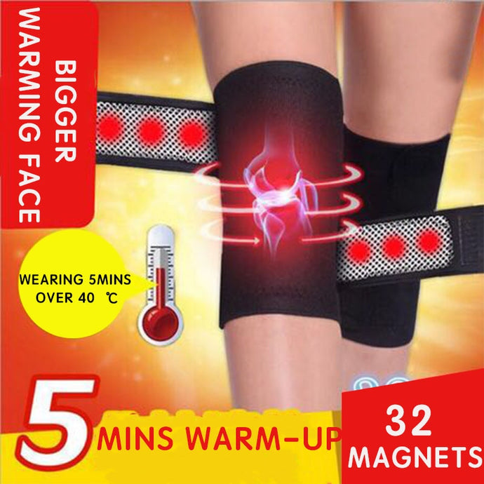 Self-heating Magnetic Therapy Knee Protector