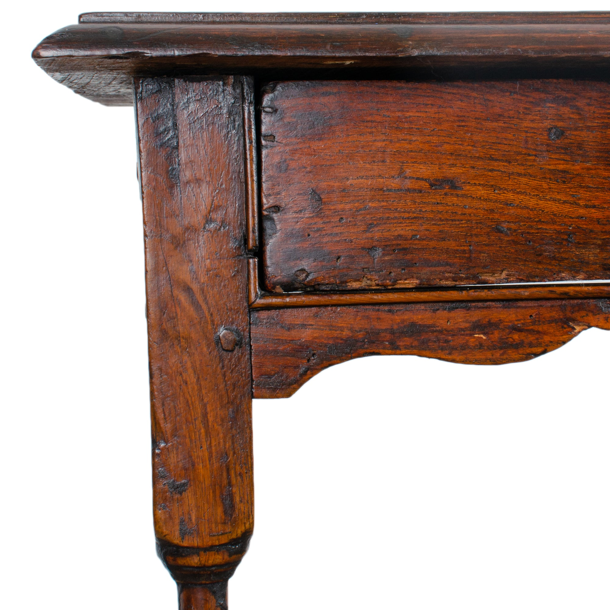 William and Mary Tavern Table, 18th Century