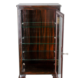 Metal Apothecary Cabinet c.1910