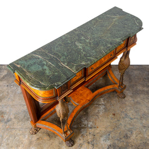 French Empire Style Pier Table