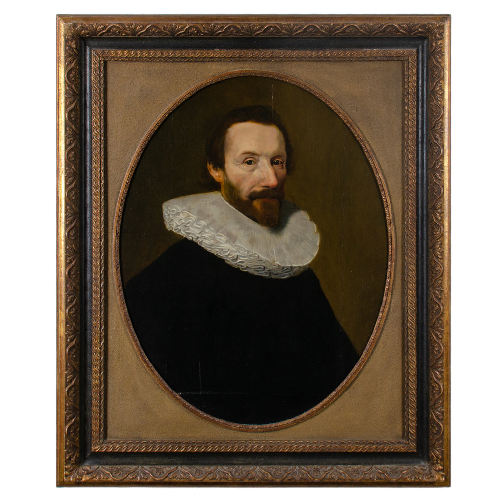Dutch or British School, Portrait of a Gentleman, 17th Century