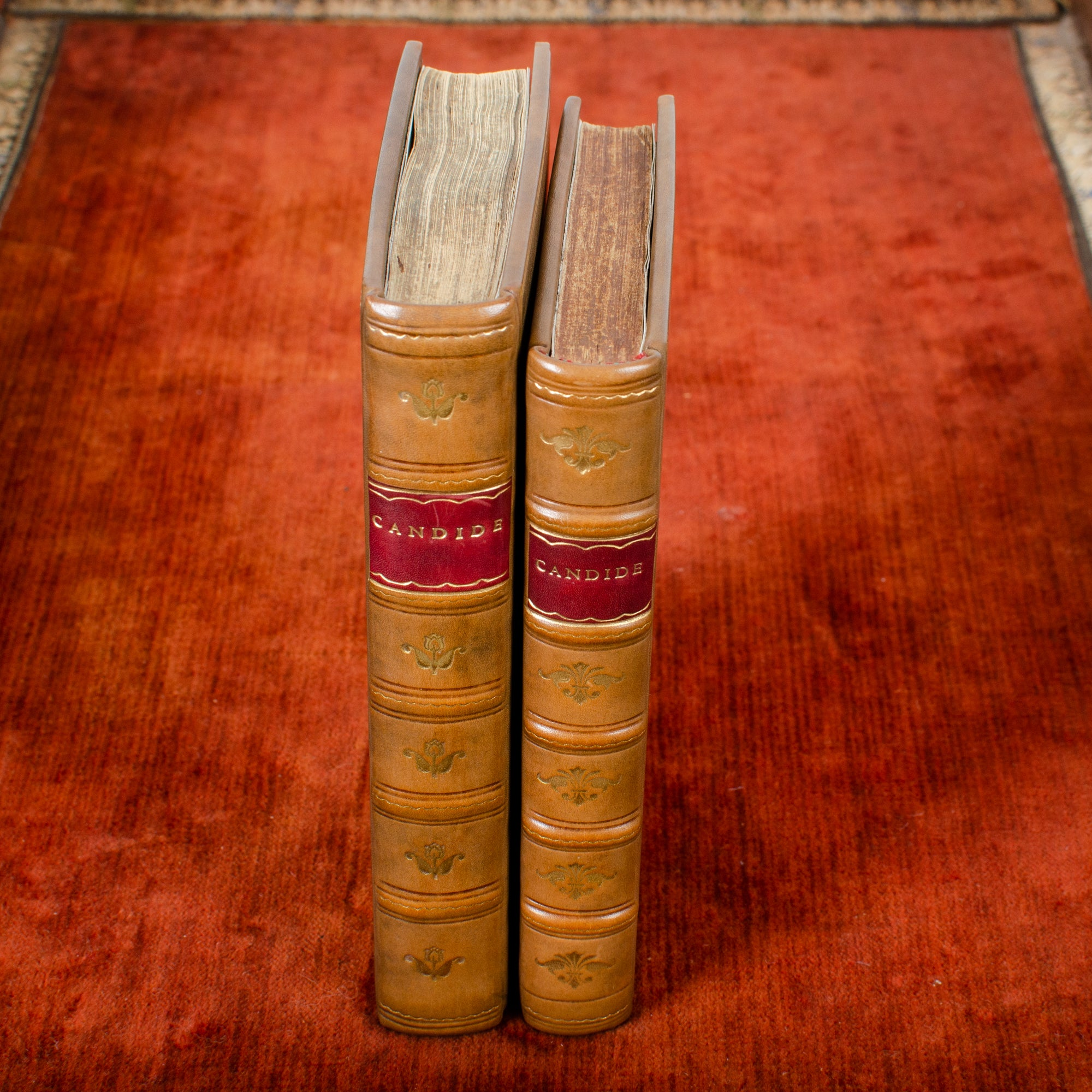 Voltaire's Candide True First Edition & First London Edition