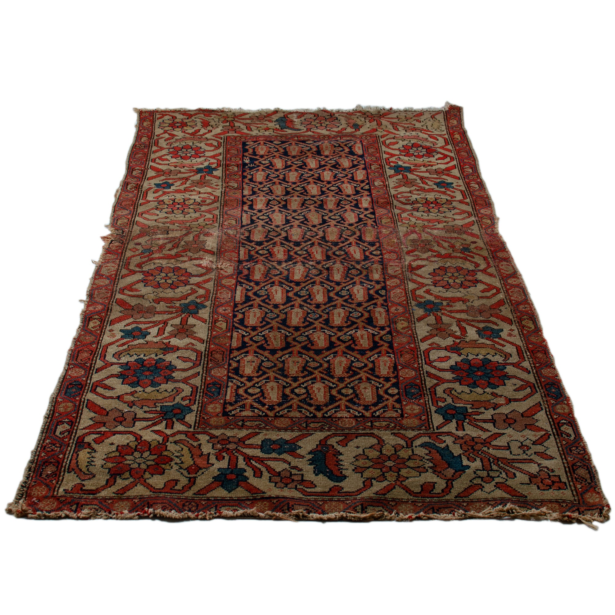 Tribal Northwest Persian Rug, 19th Century