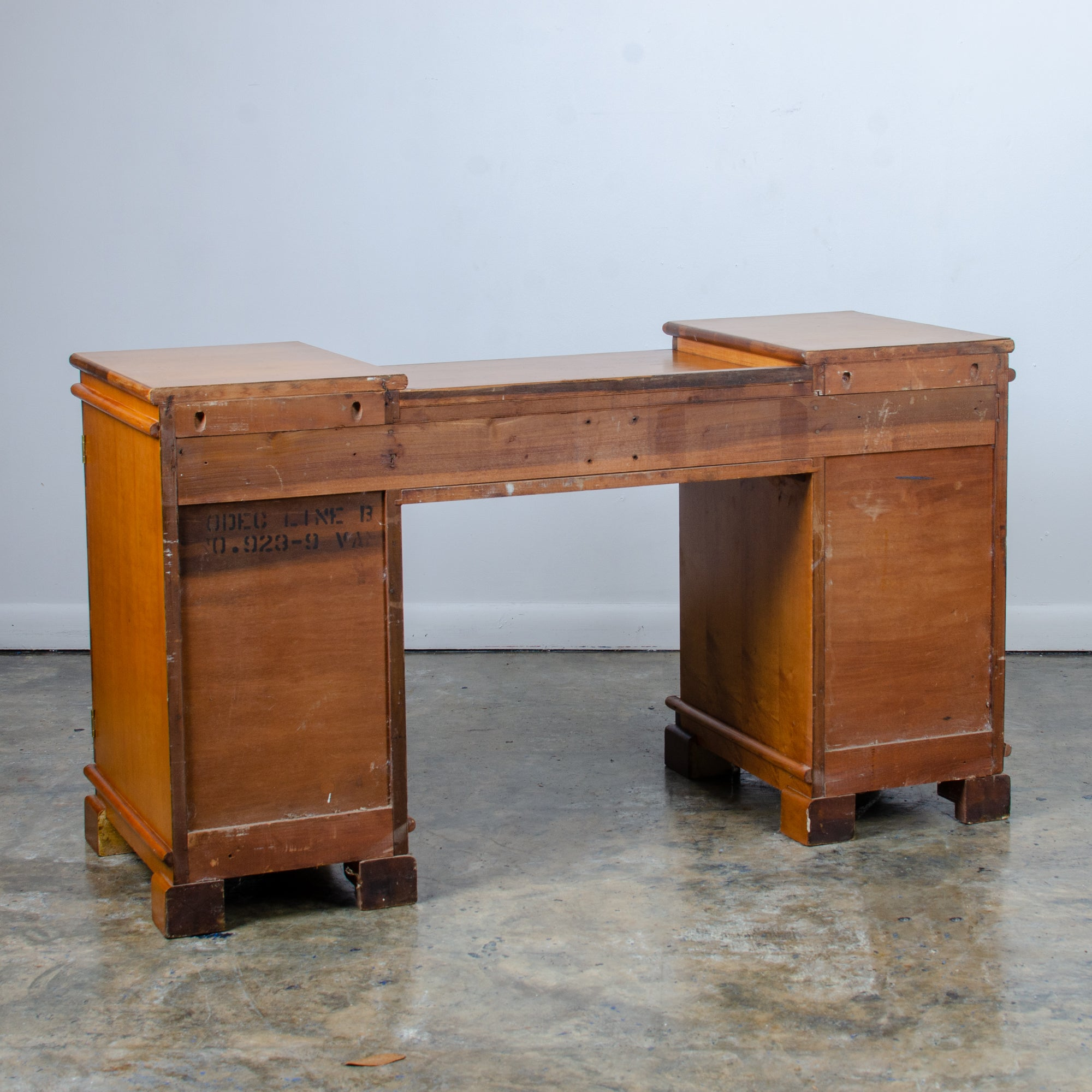 Donald Deskey for AMODEC Vanity Desk c.1930s