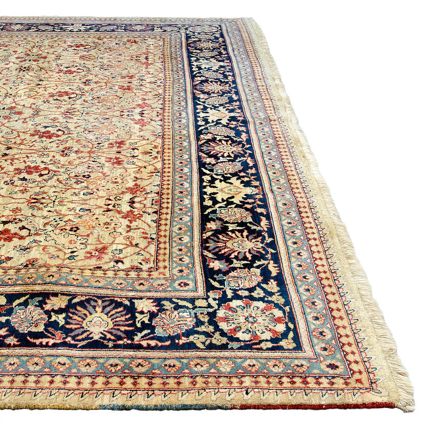 "Persian Khorassan Carpet - 10'6"" X 15'"