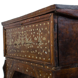 19th Century Syrian Wedding Trunk