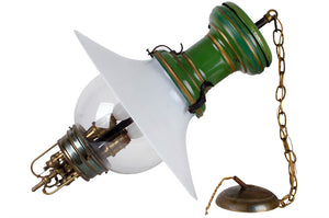 1901 Humphery Gas Lamps - A Pair