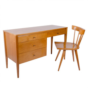 Paul McCobb Planner Group Desk & Chair for Winchendon