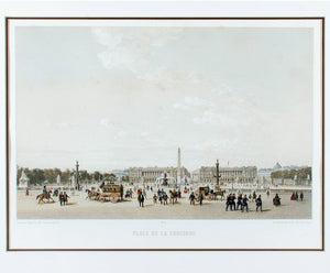 Place De La Concorde, Paris by Philippe Benoist