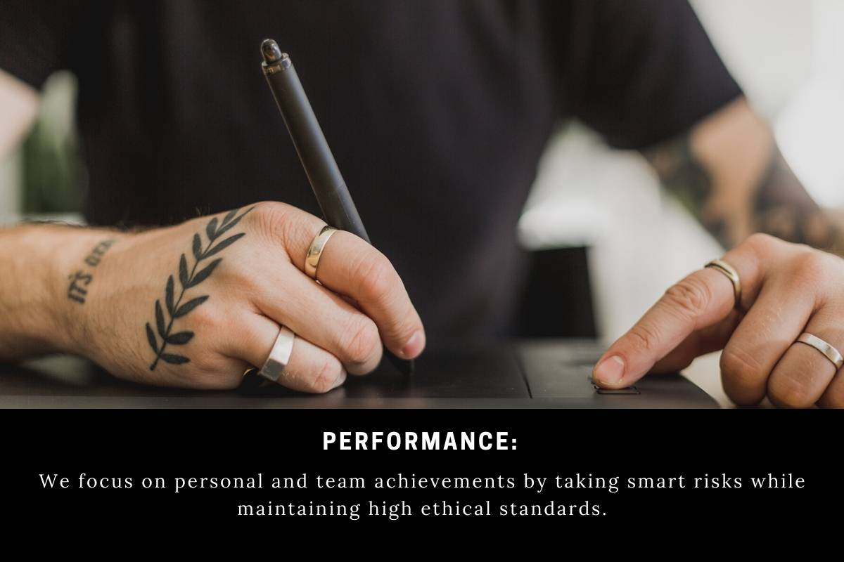 Performance - What is performance in business - Vibe Gears