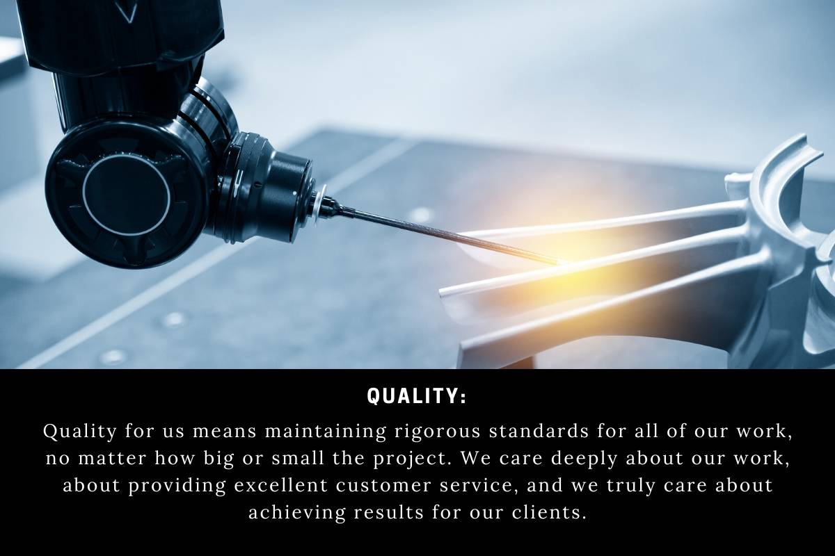 Quality - what is quality in business - Vibe Gears