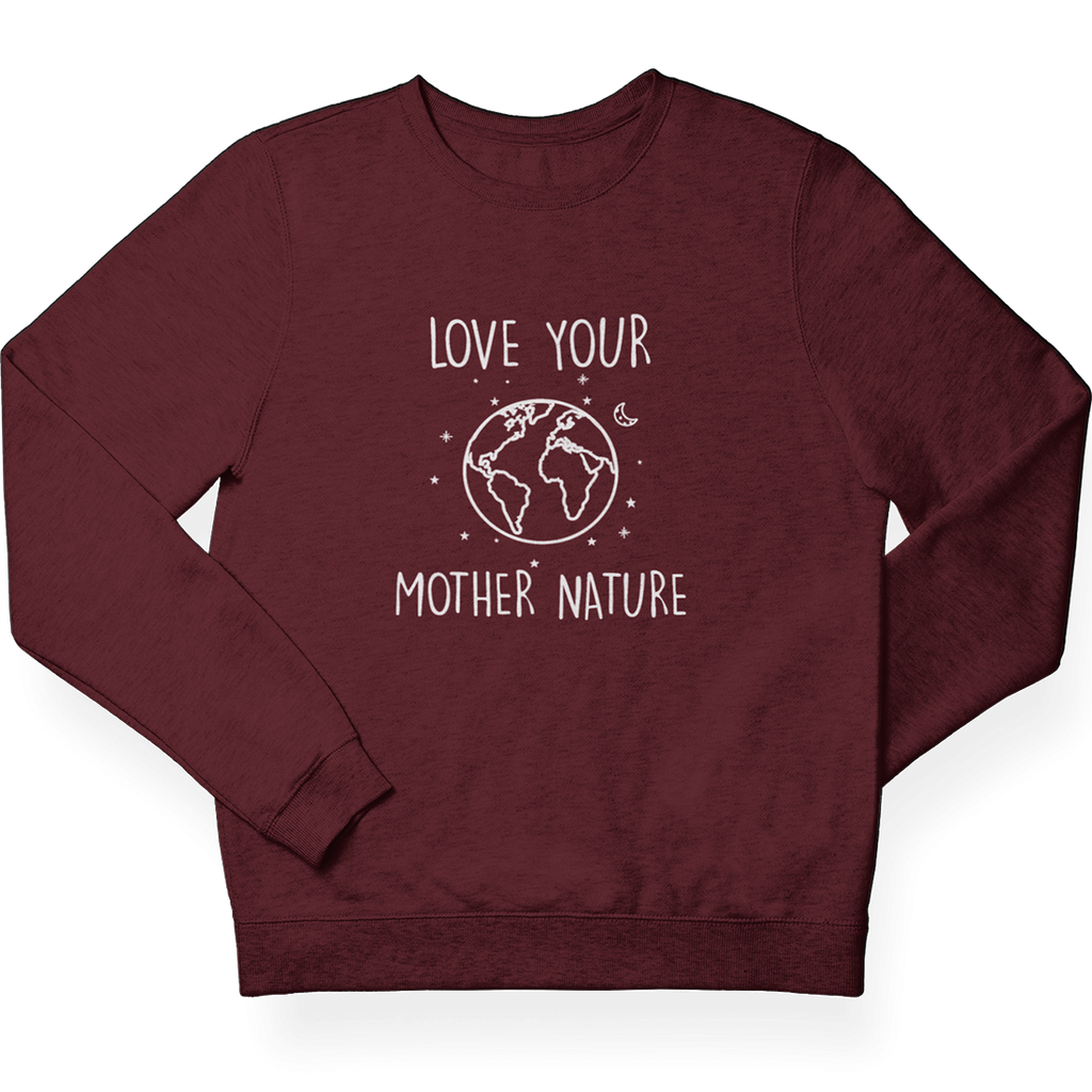 Love your mother nature - Unisex Hoodie MP