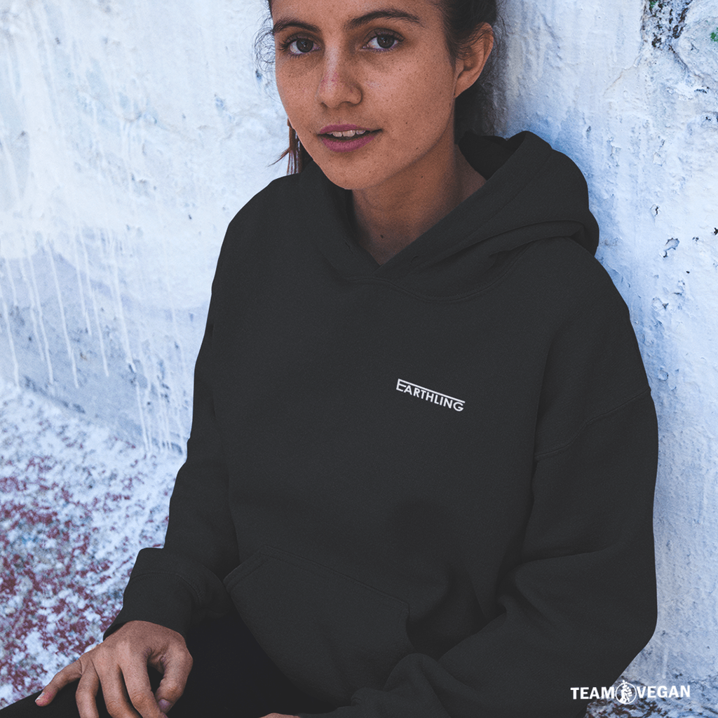 Earthling Not the same but equal - Unisex Organic Hoodie