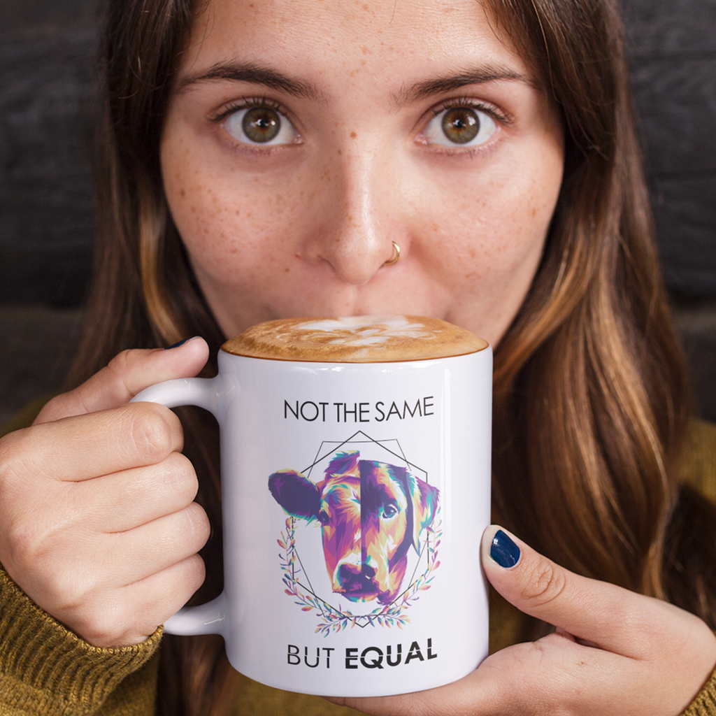 Not the same but equal - Tasse
