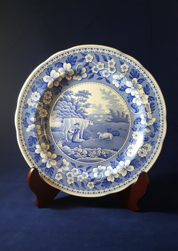 SPODE BLUE ROOM Decorative Plate Series/GIFT/HOSTESS GIFT