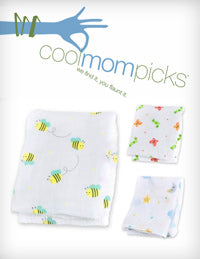 Cool Mom Picks Spring Swaddles
