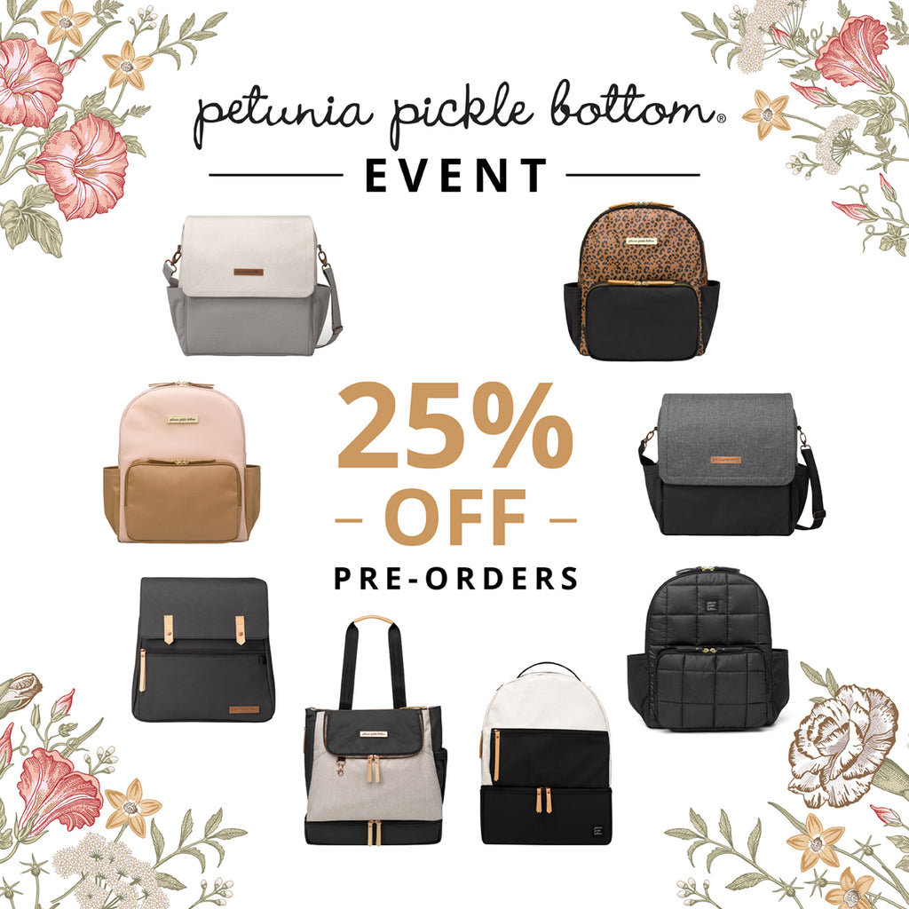 Petunia Pickle Bottom Event