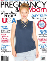 Pregnancy & Newborn Stuff We Love Feature