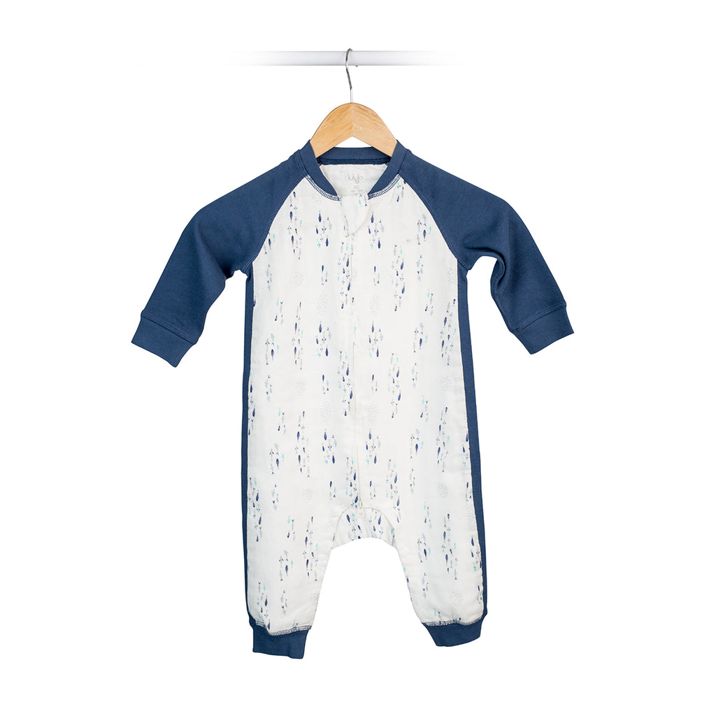 Fish Sleep Suit 0.6 TOG Long Sleeve