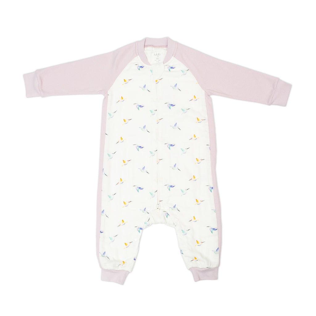 Hummingbird Sleep Suit 1.0 TOG Long Sleeve