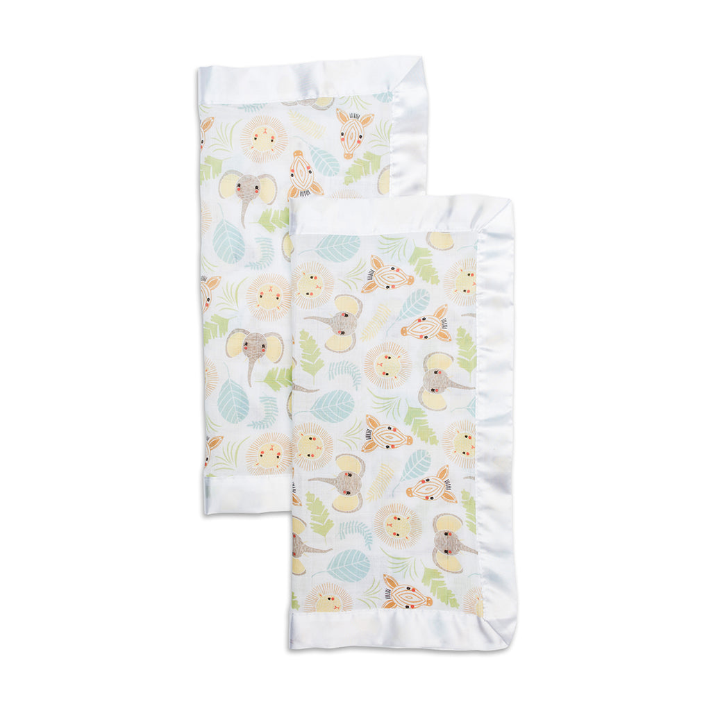 Jungle Safari Security Blankets