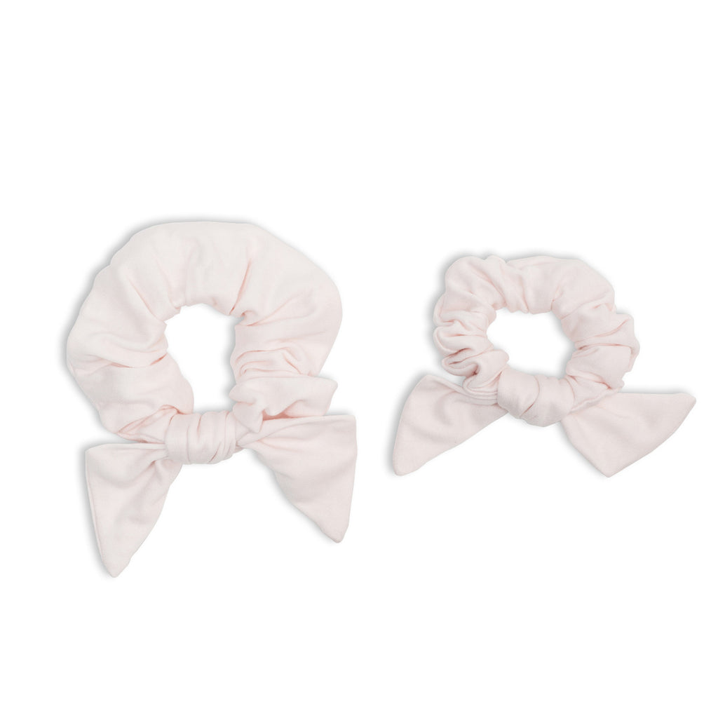 Pink Scrunchies