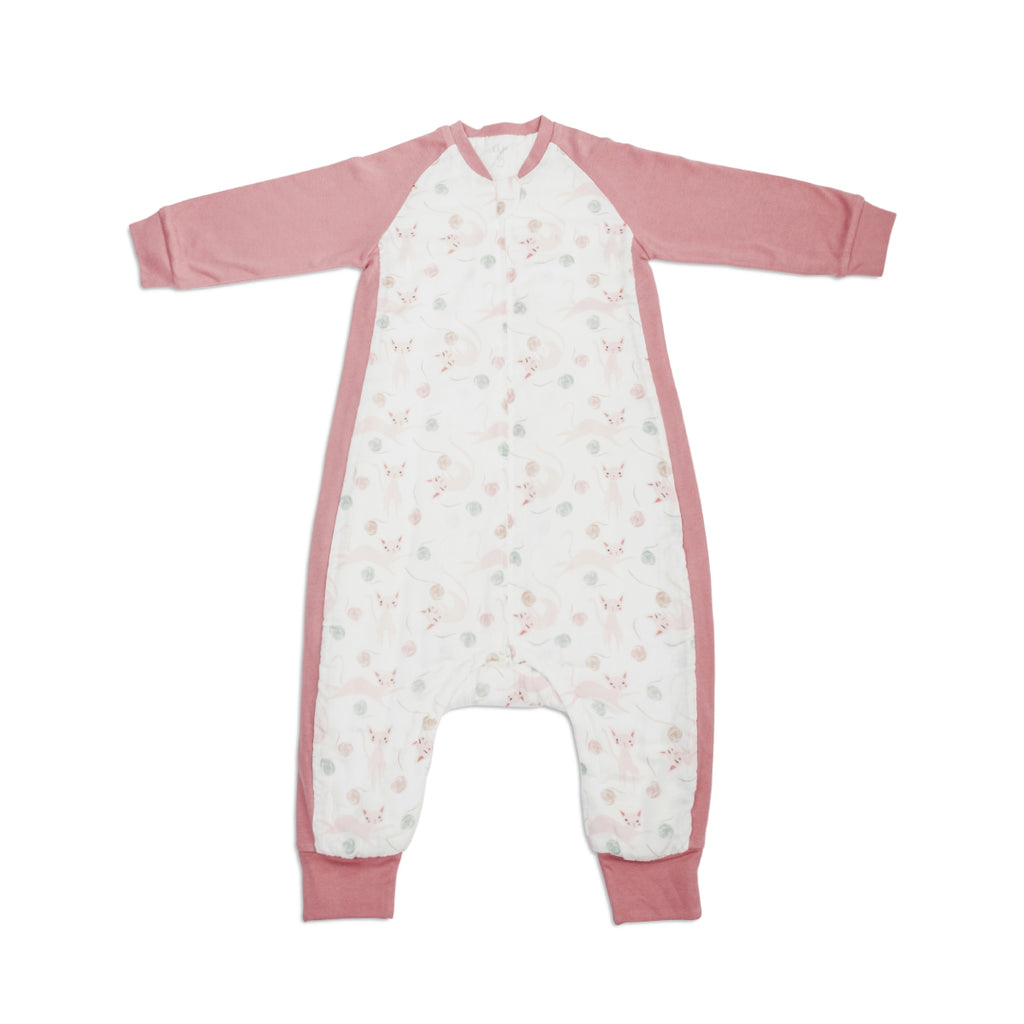 Kitty Sleep Suit 2.5 TOG Long Sleeve