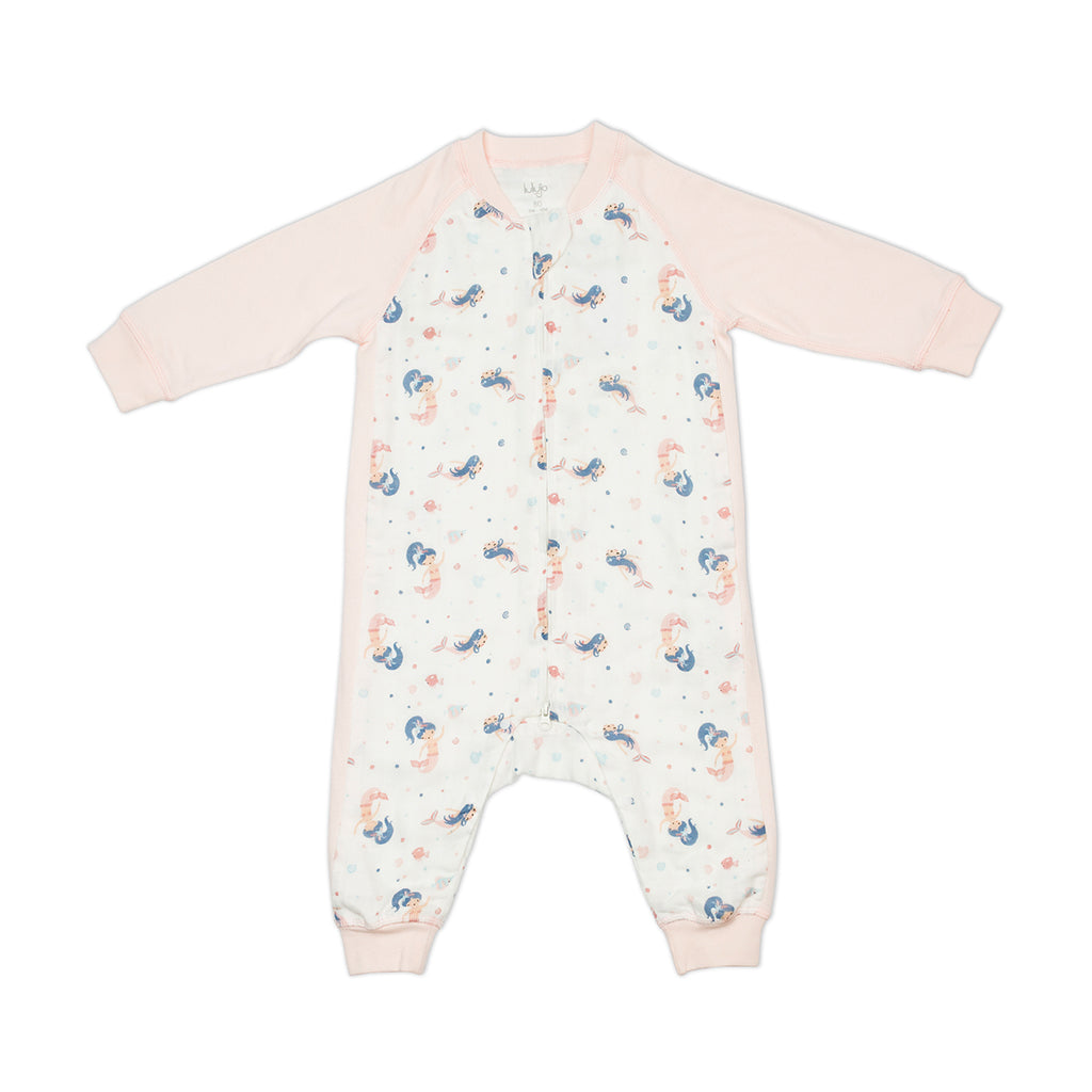 Mermaid Sleep Suit 1.0 TOG Long Sleeve