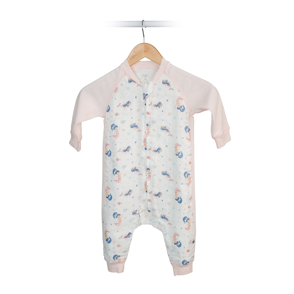 Mermaid Sleep Suit 0.6 TOG Long Sleeve