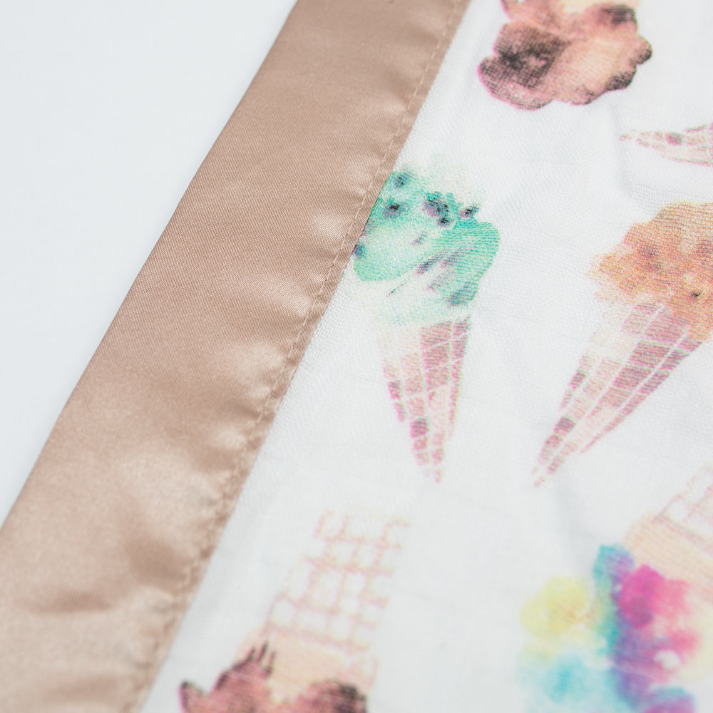 Ice Cream Security Blankets