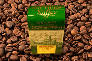 Helmut Sacher Decaffeinated Blend (16 ounces) Ground (454g)