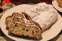 Hofer's Dresdner Holiday Stollen (Large) 2 Lb.