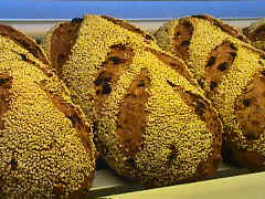 Swiss Raisin Nut Bread (Four 2 pound loaves per case)