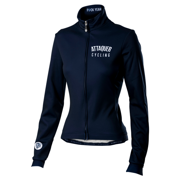 Womens All Day Club Jacket Navy main