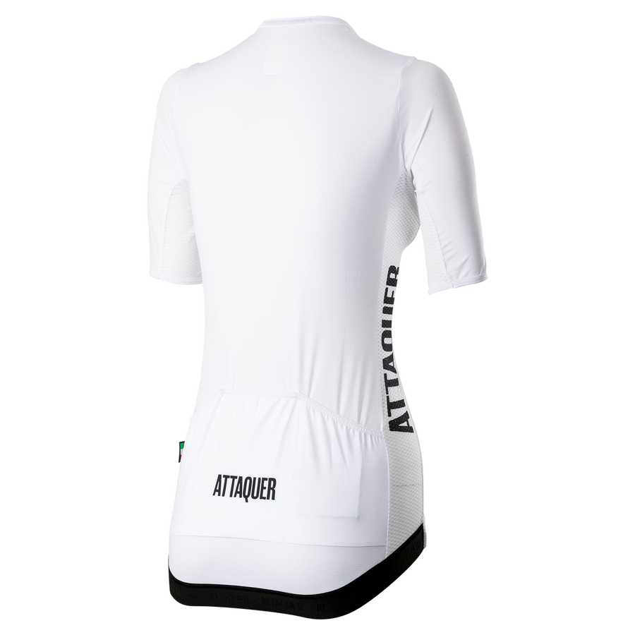 Womens Race Jersey White main