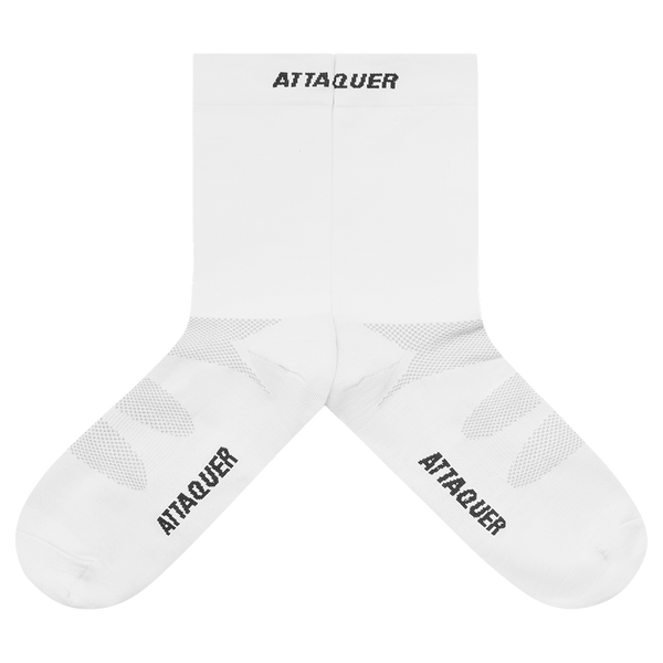 Attaquer Race ULTRA+ Socks white main