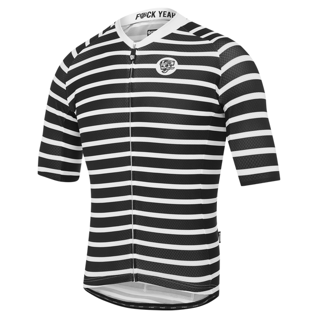 All Day Sailor Jersey Black/White main