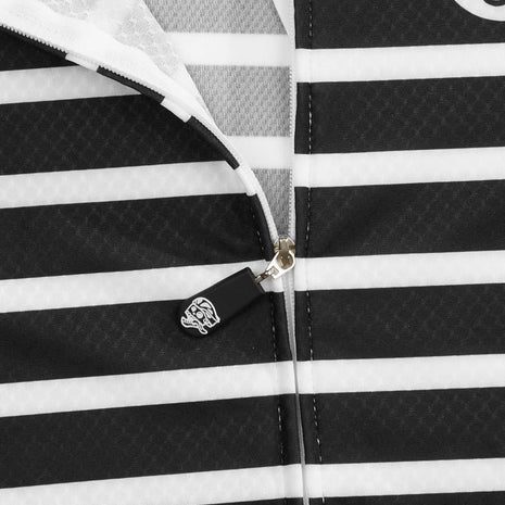All Day Sailor Jersey Black/White detail