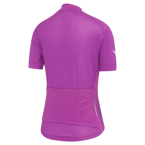 Womens A-Line Jersey Purple main