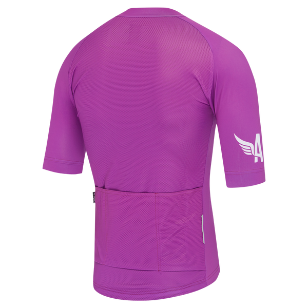 A-Line Jersey Purple main