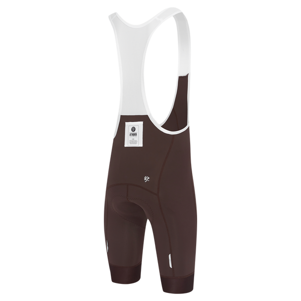 A-Line Bib Shorts Coffee main