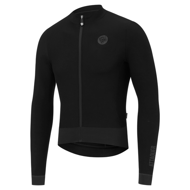 Race Reflex L/S Jersey black main