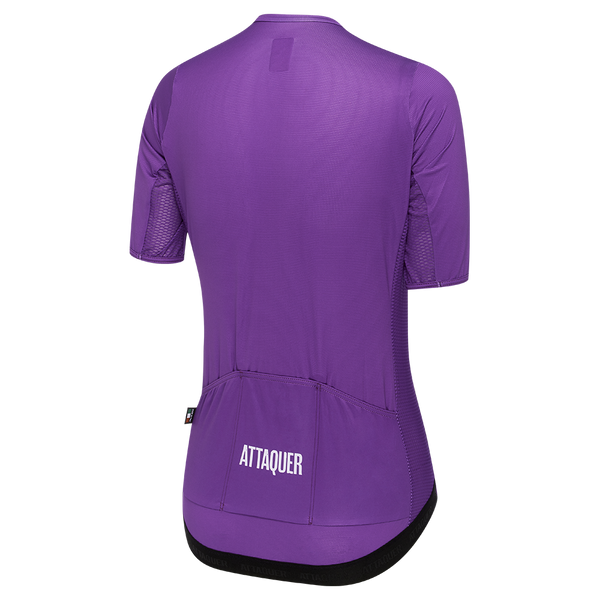 Womens Race Jersey Purple main