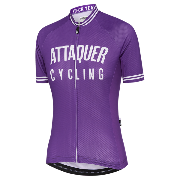 Womens All Day Club Jersey Purple main