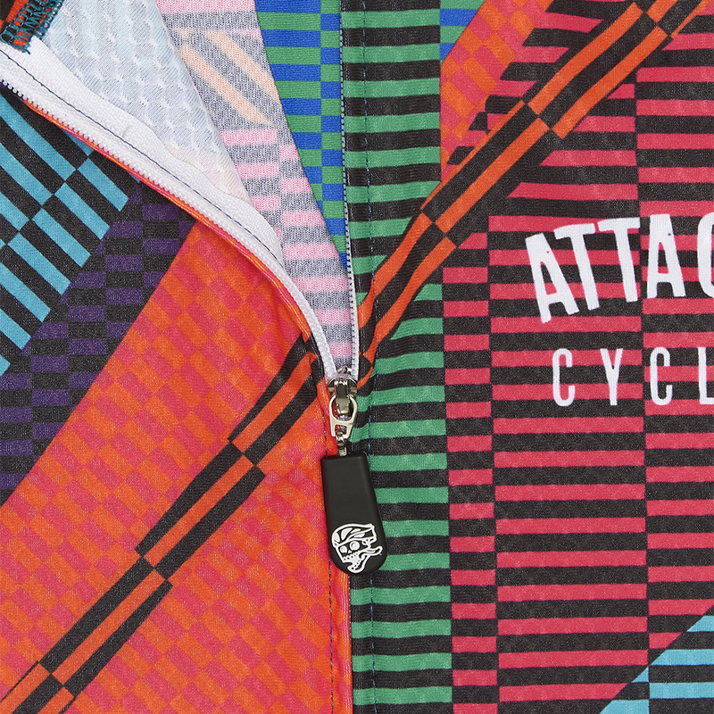 Womens All Day Kaleidoscope Jersey detail